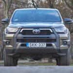 Kellett bele az erő – Teszt: Toyota Hilux 2.8 D-4D Invincible 2021
