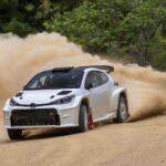 Már száguld a GR Yaris raliautó – Toyota hírek