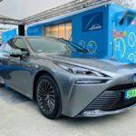 Átadták az első hazai hidrogén-töltőállomást, és így a Toyota Mirai forgalmazása is megindult – Lexus hírek