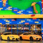 Életnagyságú Toyota GR Suprát építettek LEGO-ból – Toyota hírek