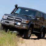 A Land Cruiser tényleg örök – Teszt: Toyota Land Cruiser 70 (2020)